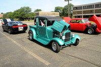 Parsippany Rescue car show 8-16-14
